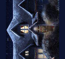 Winter Night by Tiffany Muff