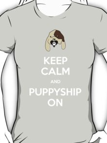 Puppyshipping T-Shirt