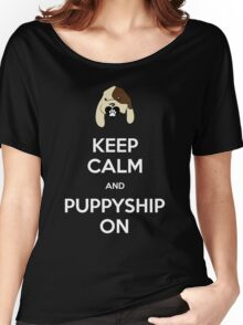 Puppyshipping Women's Relaxed Fit T-Shirt