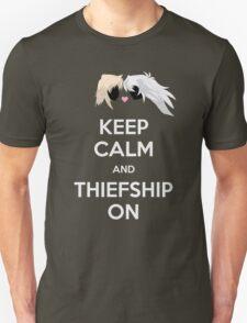 Thiefshipping Unisex T-Shirt