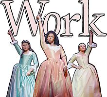 The Schuyler Sisters -  Work by evilhag