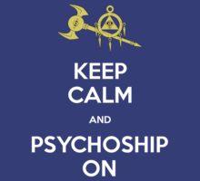 Psychoshipping by AlyOhDesign