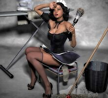 The French Maid 2 by Gypsykiss