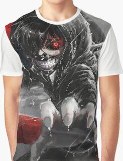 Tokyo Ghoul Keneki Ken Graphic T-Shirt