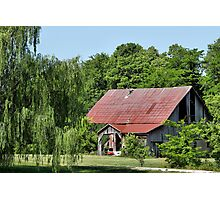 The Barn Photographic Print