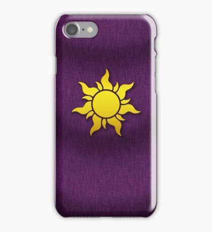 Tangled Kingdom Sun Emblem 1 iPhone Case/Skin