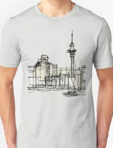 Auckland Silhouette T-Shirt