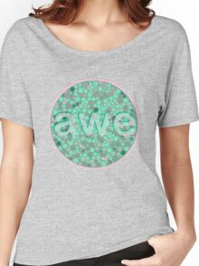 Awe 1 Women's Relaxed Fit T-Shirt