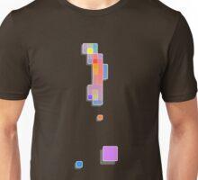 Coloured Squares Unisex T-Shirt