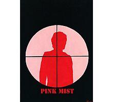 Pink mist Photographic Print