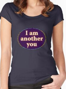 I am another you Women's Fitted Scoop T-Shirt
