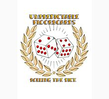 UNPREDICTABLE FLOORBOARDS - ROLLING THE DICE Unisex T-Shirt