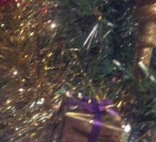 Christmas Tree 1 Sticker