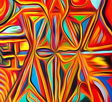 Abstract Skin #03 by Gregory Dyer