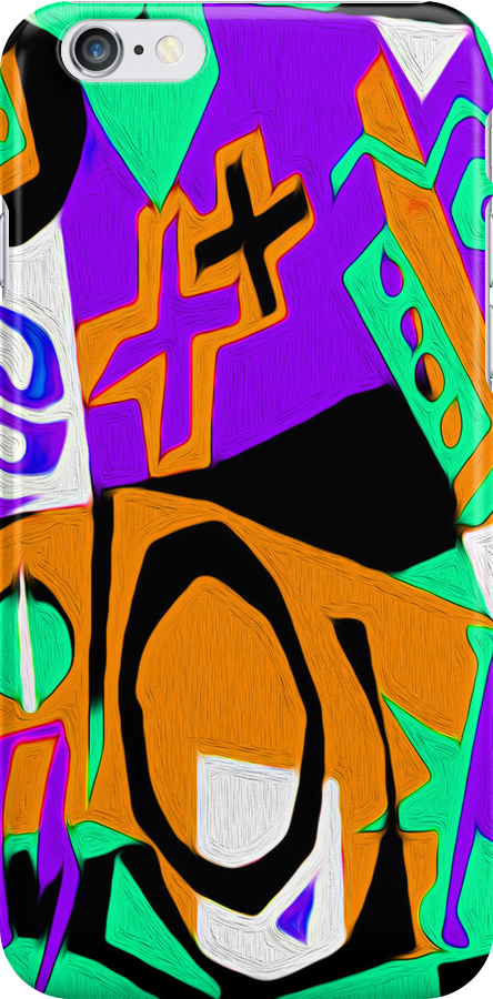 Jazz Art #01 by Gregory Dyer