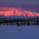 Mt. Sanford Sunrise by Ryan Wright