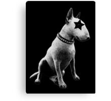 Star Pup Canvas Print