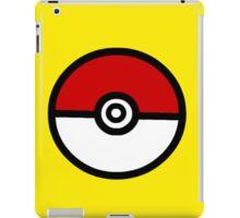 Pokeball iPad Case/Skin