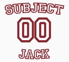 Subject Zero T-Shirt