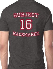 Subject Sixteen T-Shirt