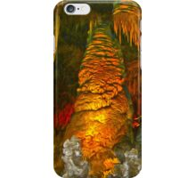 Carlsbad Caverns #01 iPhone Case/Skin