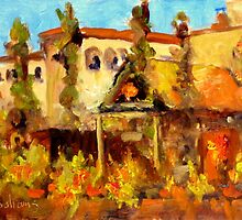 Sacred Baha'i Place (2) by Bob Abrahams