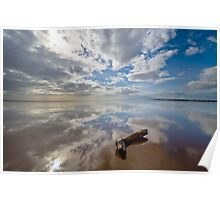 solway reflections Poster