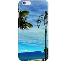 Lago di Garda - Lantern iPhone Case/Skin