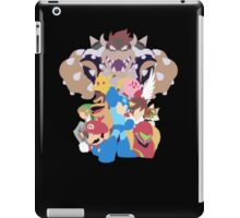 Nintendo Collage  iPad Case/Skin