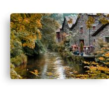 Grasmere Canvas Print