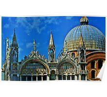 Basilica di San Marco Poster