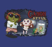 Oppan Ganon Style by Michael Mayne