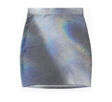 Tablecloth Iridescence  Mini Skirt