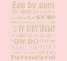 Yorkshire Sayings! Kids Clothes