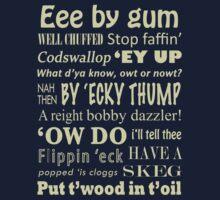 Yorkshire Sayings! T-Shirt