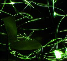 Chair - Green by Adam Price