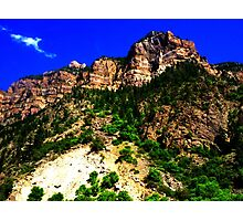 The Rocky Mountains Beauty Photographic Print