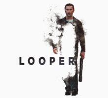 LOOPER Poster T-Shirt