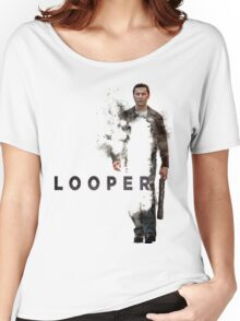 LOOPER Poster Women's Relaxed Fit T-Shirt