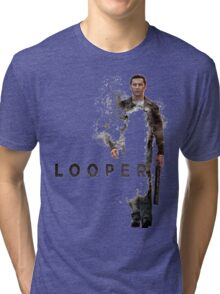 LOOPER Poster Tri-blend T-Shirt