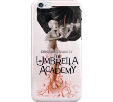 Umbrella Academy iPhone Case/Skin
