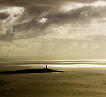 Pladda Island by Stephen Maxwell