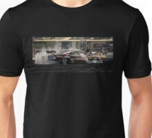 Team Gray Monaro Burnout Unisex T-Shirt