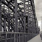 Hohenzollernbridge by Markus Landsmann