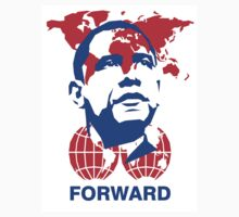 Obama Forward by kevin858p