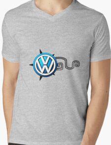 VDub Flaztech Mens V-Neck T-Shirt