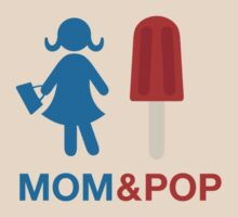 Mom and Pop by scoundrel