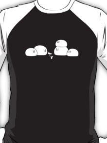 Dango Daikazoku - White T-Shirt