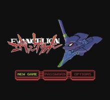 NES Genesis Evangelion by vgjunk