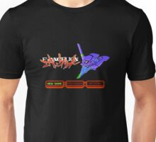 NES Genesis Evangelion Unisex T-Shirt